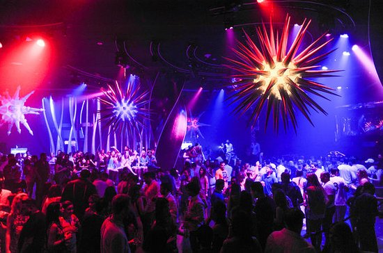 ORO Disco Nightclub Experience in