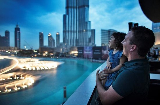 Dubai Sightseeing Tour with Burj Khalifa Ascent and Boat Ride