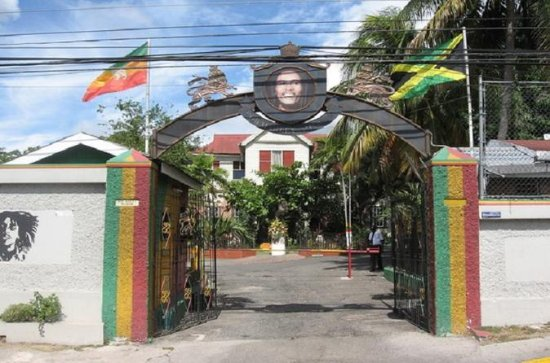 Bob Marley Museum Jamaica Tour From...