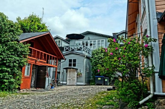 Medieval Porvoo and Maritime Loviisa Combination Tour from...