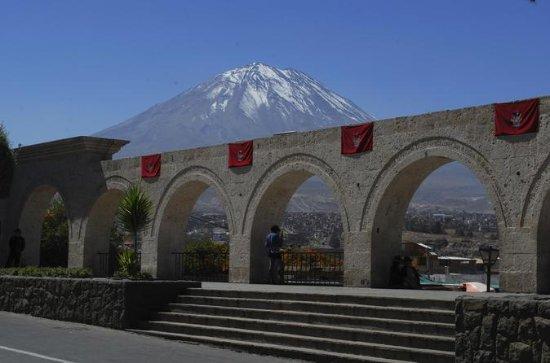 Recorrido por la ciudad de Arequipa