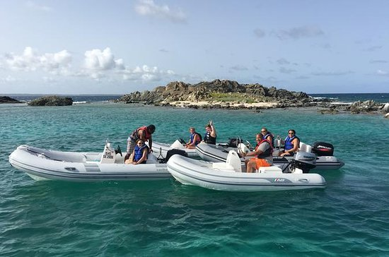 Surf and Turf Tour of St Maarten