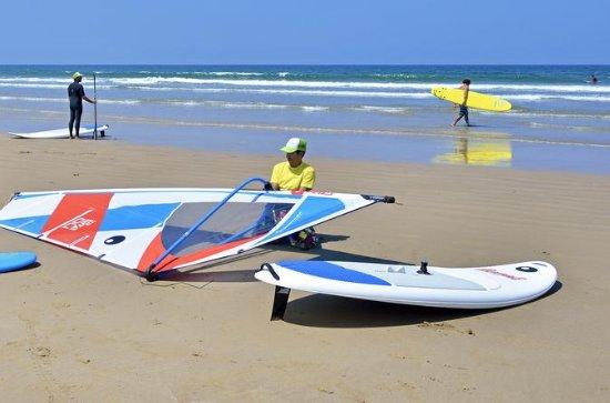 Windsurfing Experience in Agadir