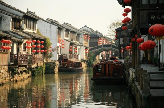 Private Day Tour: Suzhou Highlights ...