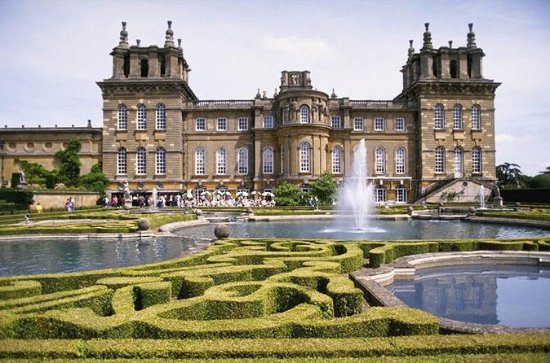 Blenheim Palace and The Cotswolds Day...