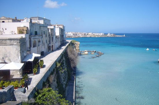 Private Tour: Castro and Otranto...