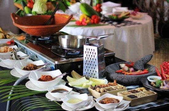 Traditioneller balinesischer Kochkurs...