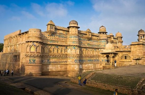 Full-Day Private Excursion to Gwalior...