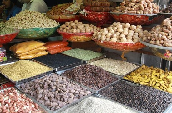 Visit to a Spice and Vegetable Market...