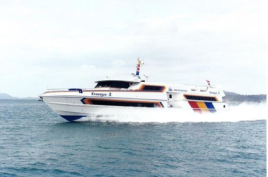 One-Way Ferry Ticket from Penang to Langkawi with Hotel Transfer