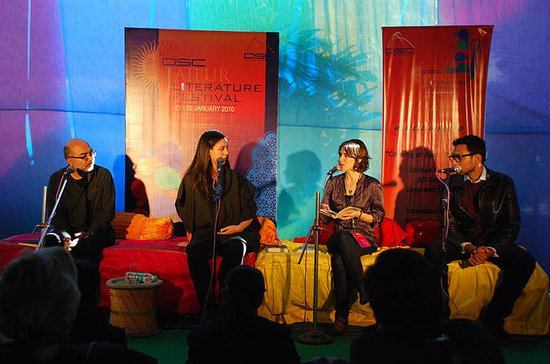 8-Night Jaipur Literature Festival ...