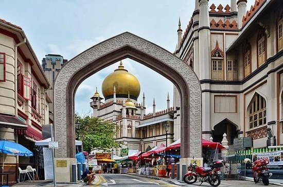 Half-Day Kampong Glam Tour from