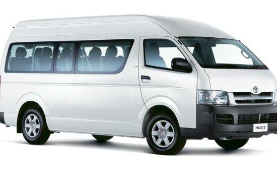 Private Minivan Transfer: Marina Bay Cruise Centre to Hotel