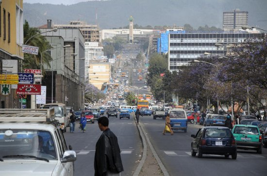 Addis Ababa Guided Walking Day Tour