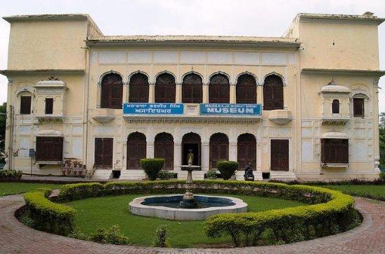 Erkunden Sie Amritsar auf einer Tonga