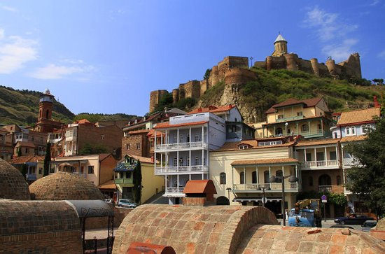 Privétour Tbilisi en Mtskheta
