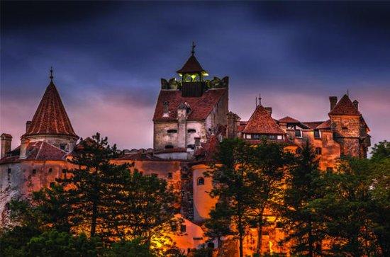 Dracula Castle and Rasnov Citadel Tour