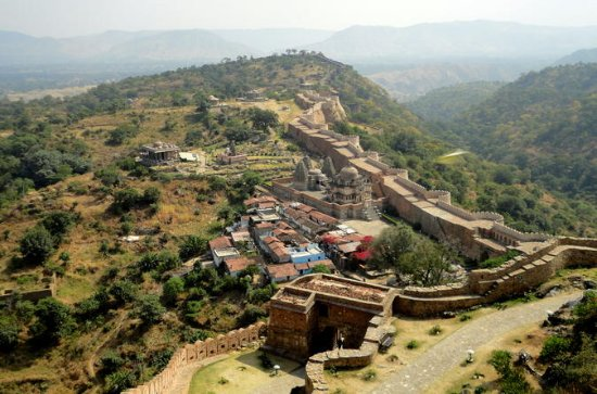 Private Day Trip to Kumbhalgarh Fort...
