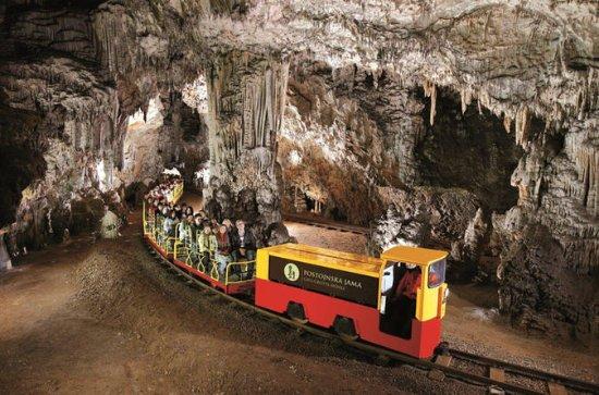 Grotte di Postumia e escursione di un