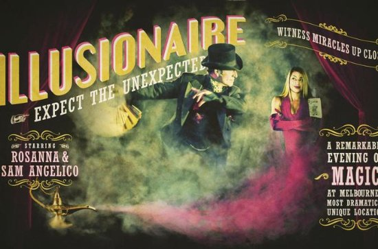 Melbourne Illusionaire Magic and...