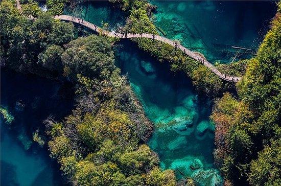 ドゥブロヴニク国立公園プリトヴィツェ湖へのプライベートエクスカーション