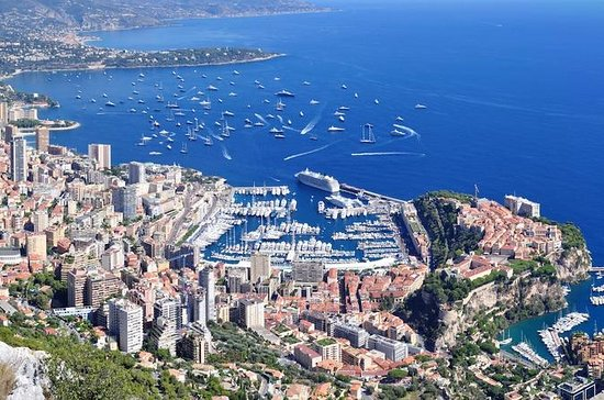 Small Group Full-Day Trip to French Riviera Highlights from Nice