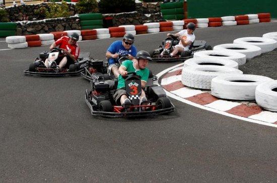 Lanzaroteのカートレースとグランプリ