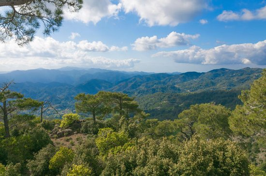Full Day Jeep Safari to Troodos...