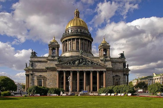 St. Petersburg Cathedral Tour to