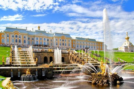 Half-Day Saint Petersburg Venice of...