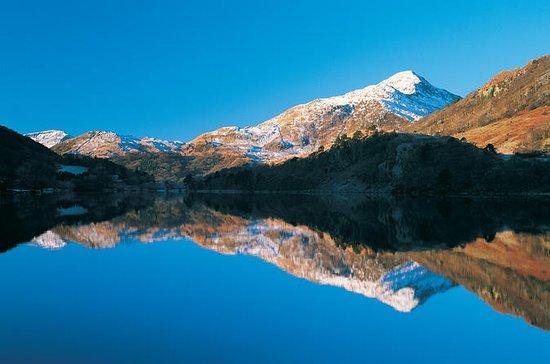 Snowdonia Landschaften und Schloss...