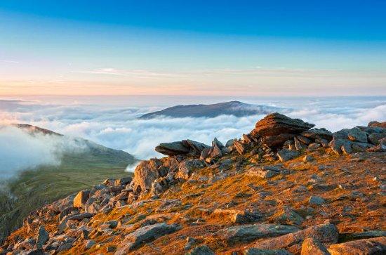 Snowdonia Scenes und Caernarfon...