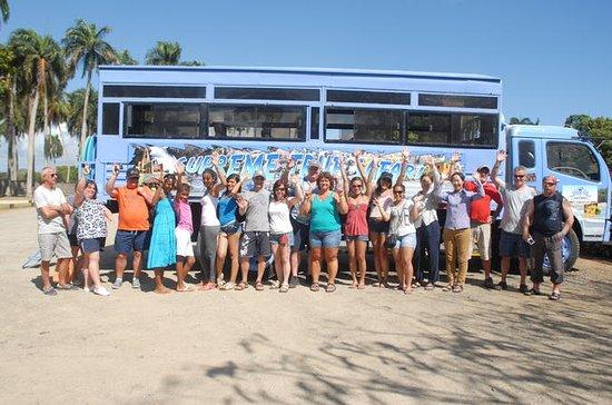 Kultur Safari Tour fra Punta Cana