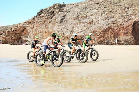 Fatbike Tour through Papagayo Beaches...