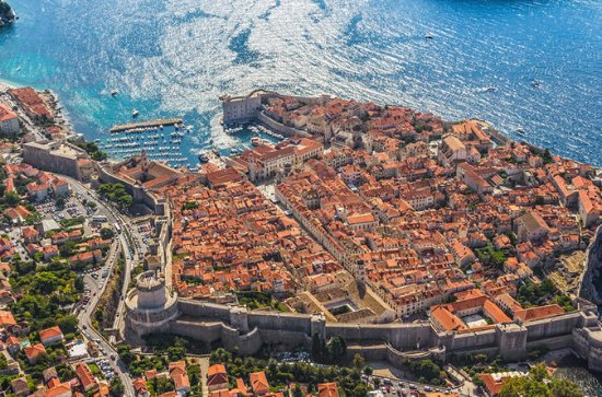 Excursion d'une journée à Dubrovnik au...