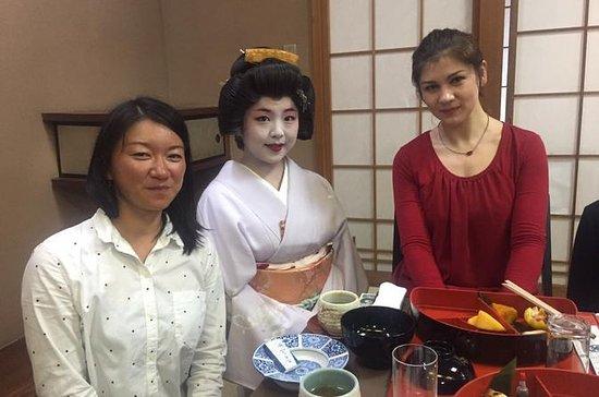 Geisha Banquet Esperienza presso l'ex