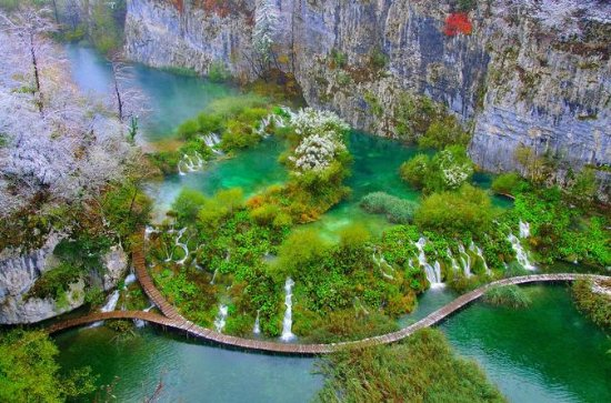 Plitvice Lakes and Zadar Full Day...