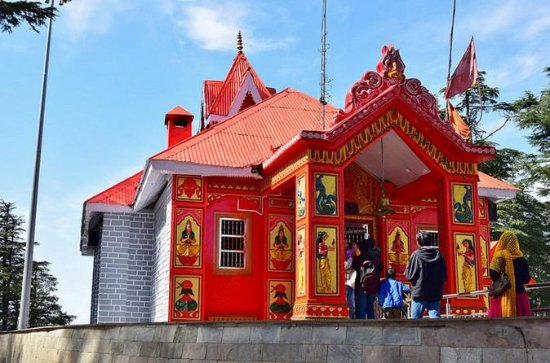 Private Half Day Temple Tour in Shimla