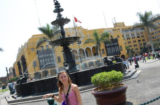 Visite privée: Lima comme une locale