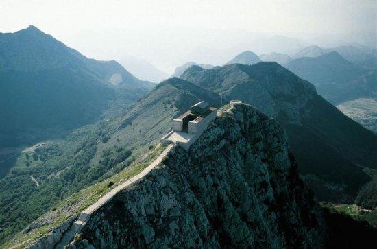 Cetinje and National Park Lovcen...