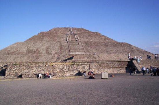 Viagem diurna à Cidade do México...