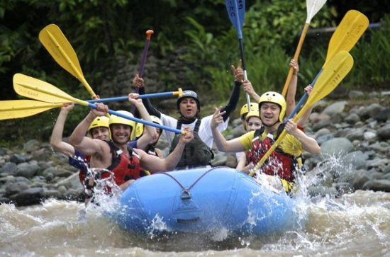 Savegre River Rafting Adventure from...