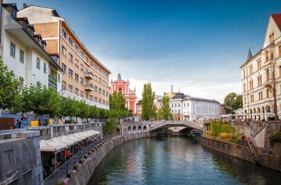 Tour di un giorno a Lubiana, capitale