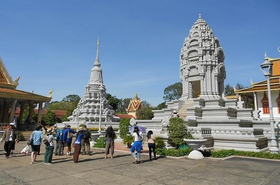 Private Tour: Phnom Penh City Tour