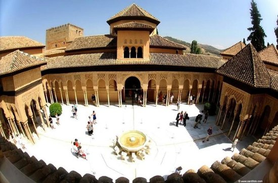 Alhambra: Private, Guided ...