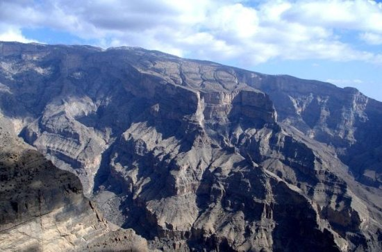 Privat tur: Jabal Shams Grand Canyon...