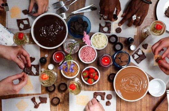 Luxury Chocolate Making Class