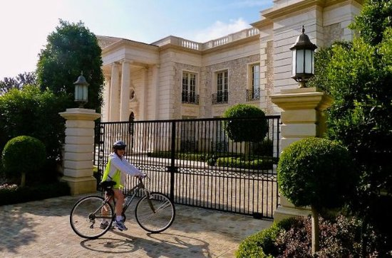 Celebrity Homes and Movie Sites Bike