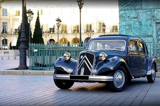 Recorrido clásico privado: Citroën...
