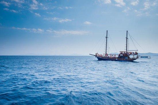 Fulldagsbådtur i Pserimos Kalymnos og...
